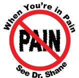 Dr. Shane Logo